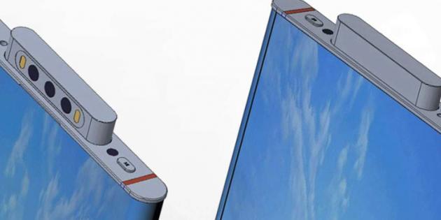 Xiaomi Mi Mix Alpha 2'nin Tasarımı Böyle Olabilir