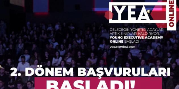 Young Executive Academy İçin Son Başvuru Tarihi 26 Şubat