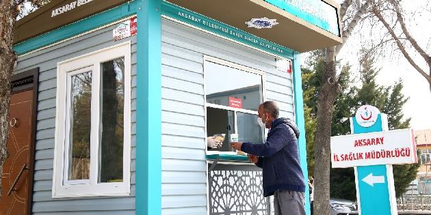 Aksaray Belediyesi yeni bir çorba evini daha hizmete açtı