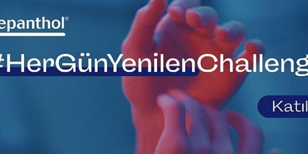 Bepanthol, #HerGünYenilen Challenge ile TikTok Türkiye'de 1 Numara!