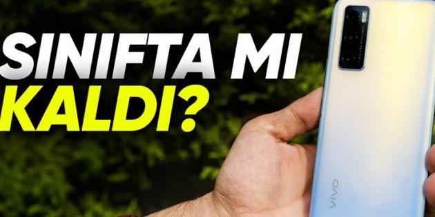 Bu Telefon Sınıfta Mı Kaldı?: Vivo Y70 inceleme