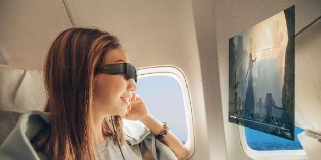Epson geleceğin akıllı gözlüklerini tanıttı