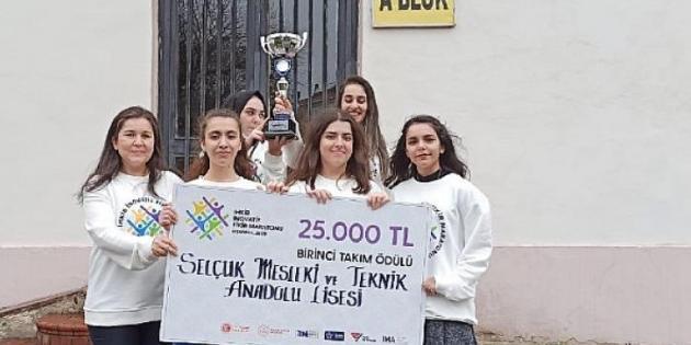 İHKİB İnovatif Fikir Maratonu Yarışması Sona Erdi