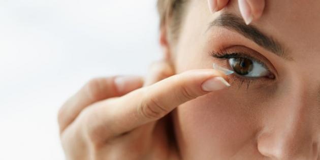 Kontakt lens ve gözlük kullanıcıları için önemli ipuçları