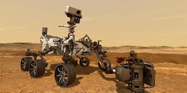 Mars Keşif Aracı: Perseverance National Geographic Ekranlarında