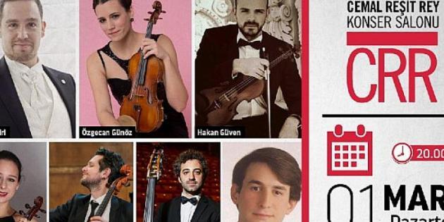 Modırı Ensemble konseri CRR'de