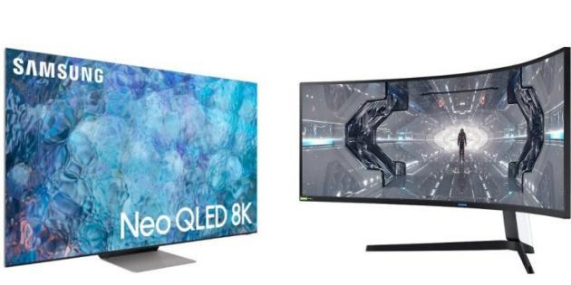 Samsung, Yeni TV Serilerini ve Ses Sistemini Duyurdu