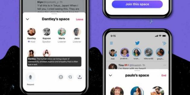 Twitter Spaces, Android'de Test Edilmeye Başladı