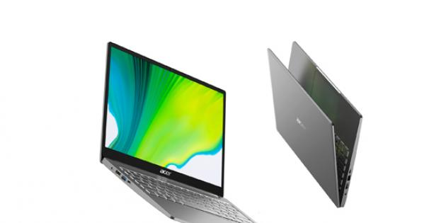 Yeni Acer Swift 3, dikey ekran severler için fark yaratıyor