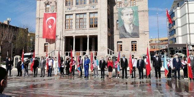 Aksaray'da 23 Nisan Ulusal Egemenlik ve Çocuk Bayramı