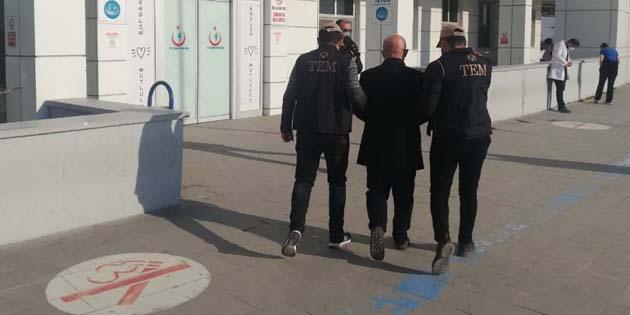 Firari FETÖ/PDY üyesi eski memur operasyonla yakalandı