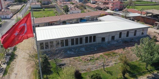 Aksaray'da mahalle kültürü yaşayacak