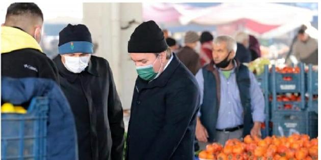 Aksaray'da hangi pazar yerleri açık olacak?