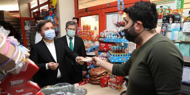 """Aksaray'da """"Zimem Defteri"""" geleneği ile borçlar siliniyor"""