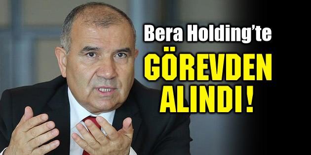 Ali Rıza Alaboyun görevden alındı!