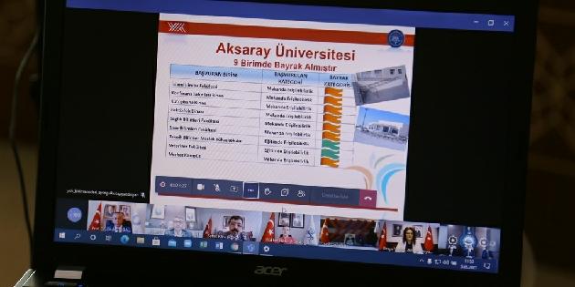 Engelsiz ASÜ, 114 üniversite arasında 2'nci oldu