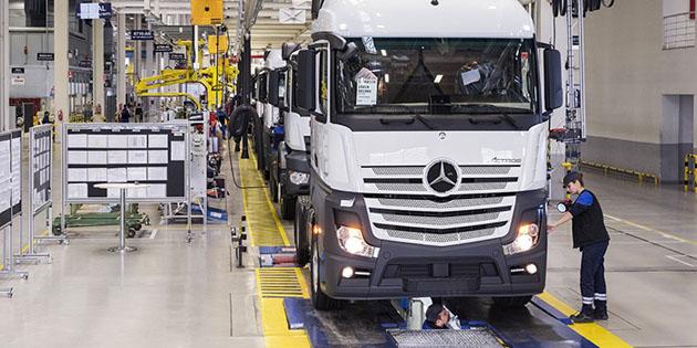Mercedes-Benz Türk'ten yeni istihdam olanakları