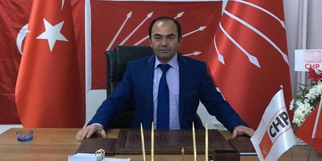 CHP Sultanhanı İlçe Başkanı Ahmet Karacaer hayatını kaybetti