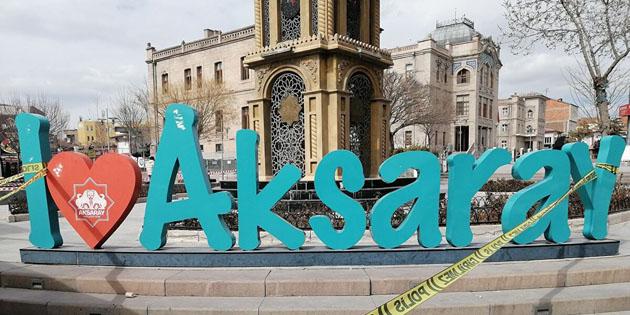İç Anadolu'nun vaka sayısı en düşük şehri Aksaray