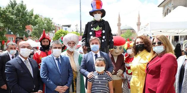 Aksaray Valiliği'nden Türkiye'ye örnek olacak eğitim projesi