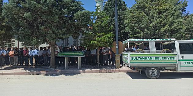 Karacaer, son yolculuğuna uğurlandı