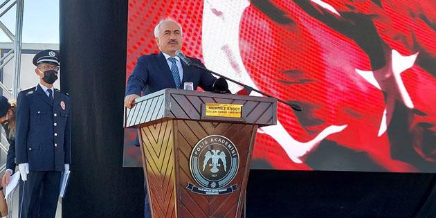 Bakan Yardımcısı Ersoy: Kardeşliğimizi ve birliğimiz bozamayacaklar