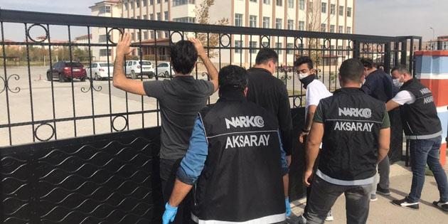 Aksaray'da çocukların ve gençlerin korunmasına yönelik uygulama