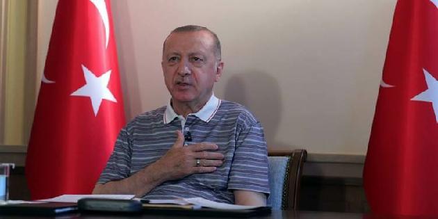 Erdoğan, 81 ilin AK Parti teşkilatıyla bayramlaştı