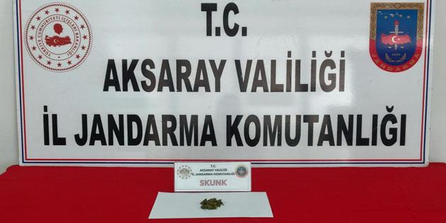 İstanbul'dan uyuşturucu getirdiler, suçüstü yakalandılar!