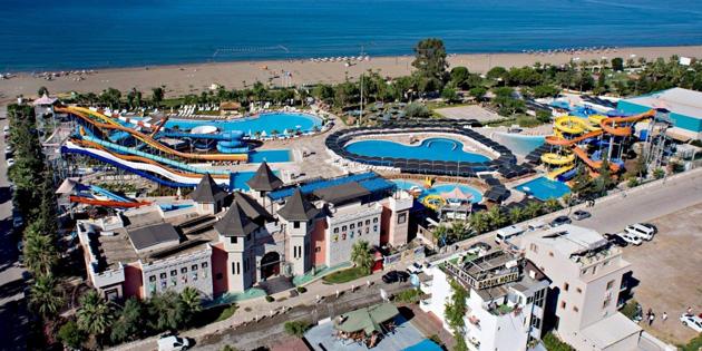 Pandemi Döneminde Yükselişe Geçen Aquapark Tatil Konsepti