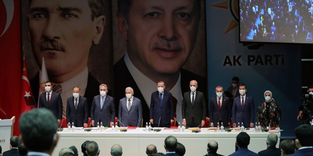 Altınsoy, Genişletilmiş İl Başkanları Toplantısı'nı değerlendirdi