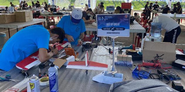 2021 yılında 41 ASÜ öğrencisi Teknofest'e başvurdu