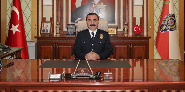 Hemşehrimiz Ahmet Arıbaş Hatay Emniyet Müdürlüğüne atandı