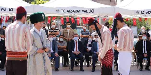 Aksaray'da Ahilik Haftası kutlandı