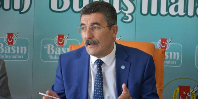 Ayhan Erel: Ak Parti Aksaray'ı 20 yıl uyuttu!