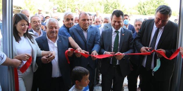CHP, Gülpınar ve Ihlara belde teşkilatlarını açtı