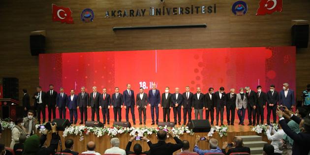 Önder İmam Hatipliler Kurultay'ı Aksaray'da yapıldı