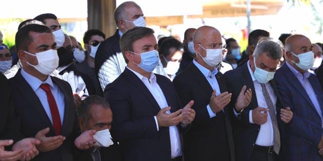 Muş Emniyet Müdürü Ahmet Arıbaş'ın acı günü