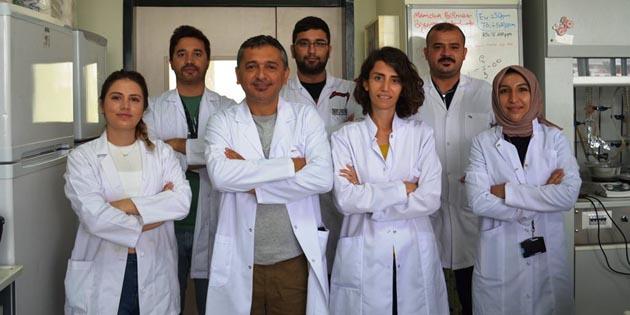 ASÜ'de yürütülen kanser çalışmalarına Tübitak'tan destek