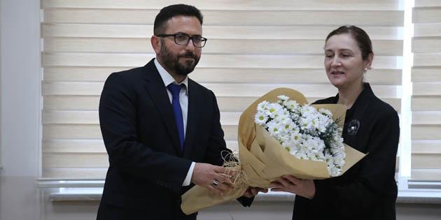 Mimarlık ve Tasarım Fakültesi Dekanlığına Prof. Dr. Muhammed Sarı atandı